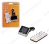 FM модулятор (AFM-S-03) MP3, ПДУ, карты USB/SD/AUX