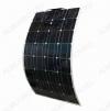 Солнечная панель монокристаллическакя гибкая EP100-12 100Вт (12В) 1050х540х3мм, площадь 0,445 м2, вес 1,8 кг, угол изгиба 0-30 град.