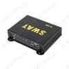 Усилитель автомобильный M-1.500 аналоговый; 1 канал; 2R-500W, 4R-300W