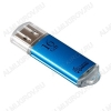 Карта Flash USB 16 Gb (V-Cut голубая) USB 2.0