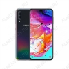 Смартфон Samsung Galaxy A70 6/128GB Black