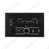 Автомагнитола FW-230BT (2DIN) MP3; 4x50W, FM (87,5-108 MHz), BT/USB/SD/AUX,  DC12V, ПДУ; линейный стереовыход (RCA), белая подсветка