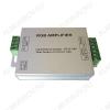 LED RGB-усилитель RGB,24А, AMP-RGB-24A (000754) 12-24V; 288-576W; 3*8A;