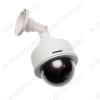 Муляж видеокамеры уличный, купольный, белый  45-0200