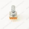Энкодер а/м без кнопки 5 pin (34) (R1b) Вал 18 мм, металл, лыска