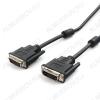 Шнур (CC-DVI2L-BK-6) DVI-D шт/DVI-D шт 1.8м (с фильтрами)