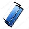 Защитное стекло Samsung G965 Galaxy S9 Plus черное