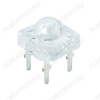 Светодиод LED PIRANHA Ж; 2K8 GNL-1860UYC Прозрачный; 120°; 20mA