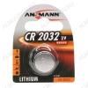 Элемент питания CR2032 3V;литиевые;блистер 1/10                                                                                            (цена за 1 эл. питания)