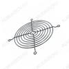 Решетка для вентилятора 120*120 FG-12 металлическая