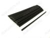 Термоклей d=11мм черный