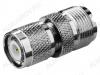 Переходник (256) TNСP/UHFJ TNC штекер/UHF гнездо