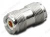 Переходник (260) UHF-I UHF гнездо/UHF гнездо