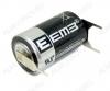 Элемент питания ER14250-VB Li 3.6V, 1200mA/h, 3-pin пластинчатые выводы                                                                       (цена за 1 эл. питания)
