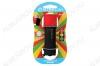 Фонарь LED15001-A пластик светодиодный 9LED; питание 3xR03; красный с черным