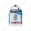 Аккумулятор R03/AAA 1000mAh 5030892 1.2V;NiMh;блистер 2/24                                                                                                          (цена за 1 аккумулятор