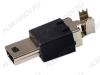 Разъем (375) MINI USB B 5P Штекер на кабель 5-pin