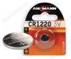 Элемент питания CR1220 3V;литиевые; блистер 1/10                                                                                            (цена за 1 эл. питания)