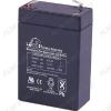 Аккумулятор 6V 2.8Ah DJW6-2.8 свинцово-кислотный; 66*33*97+6