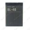АКБ для Nokia 6111/ 7370/ N76/ 2760 * BL-4B