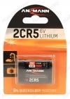 Элемент питания 2CR5 6V;литиевые;блистер 1/12                                                                                            (цена за 1 эл. питания)