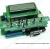 Радиоконструктор NM8036 4-х канальный микропроцессорный таймер, термостат, часы