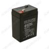 Аккумулятор 6V 4.5Ah GSL4.5-6 свинцово-кислотный; 70*47*100+6