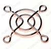 Решетка для вентилятора 40*40 FG-04/B-13 металлическая