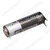 Элемент питания ER14505-VB Li 3.6V, 2400mA/h, 3-pin пластинчатые выводы                                                                  (цена за 1 эл. питания)