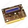 Радиоконструктор BM9222 Устройство для ремонта и тестирования компьютеров - POST Card PCI (блок)