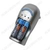 Зарядное устройство TF250-4 для 2-4шт NiCd,NiMh R03/AAA или R6/AA; Vзар=1.4V 120-250mA; таймер авт. отключения