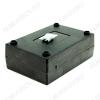 Корпус BOX-KA10 черный Корпус пластиковый 118х78х40 мм