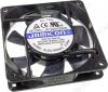 Вентилятор 220VAC 120*120*25mm  JA1225H2BON-T 0.08A, подшипник качения, разъем