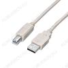 Шнур USB A шт/USB B шт 1.8м