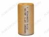 Аккумулятор SC ME-1800SC/HP 1800mAh 1.2V;NiCd; 23*42мм                                                                                                          (цена за 1 аккумулятор)