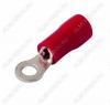 Клемма кольцевая (№20) d=3.2мм VR1.25-3 изолированная сечение 0.5-1.5 мм2; красная