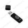 Карта Flash USB 4 Gb (GLOSSY Black) USB 2.0