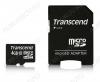 Карта MicroSDHC 4Gb (Class 10) USB 2.0 + SD adapter