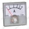 Амперметр 10A DC (40*40) (без шунта)