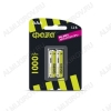Аккумулятор R03/AAA 1000mAh 1.2V;NiMh;блистер 2/24                                                                                                          (цена за 1 аккумулятор