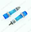 Лампа индикаторная 220V RWE-101 синяя, d=7.2mm