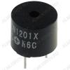 Пьезоизлучатель HCM1201X 12mm, 1,5V