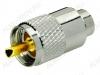 Разъем (2882) UHF-U58P Штекер на кабель RG-58 накрутка