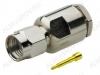 Разъем (422) SMA-S58P Штекер на кабель RG-58 под пайку