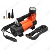 Автокомпрессор 105 12V,12,8A; давление 7атм; шнур 3.0м; производительность 30л/мин; дополнит.насадки;