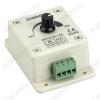 LED Диммер LN-X-1CH (011439) 12-24V; 96-192W; размеры 80*80*42мм;