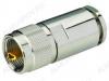 Разъем (2883) UHF-S213P Штекер на кабель RG-8/213 под пайку