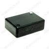 Корпус BOX-KA08 черный Корпус пластиковый 65,5х45,5х25 мм