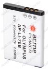 Аккумулятор для OLYMPUS AP-LI-70B (аналог LI-70B) Li-Ion; 3.6V 600mAh