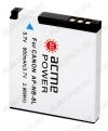 Аккумулятор для CANON AP-NB-8L (аналог NB-8L) Li-Ion; 3.7V 700mAh